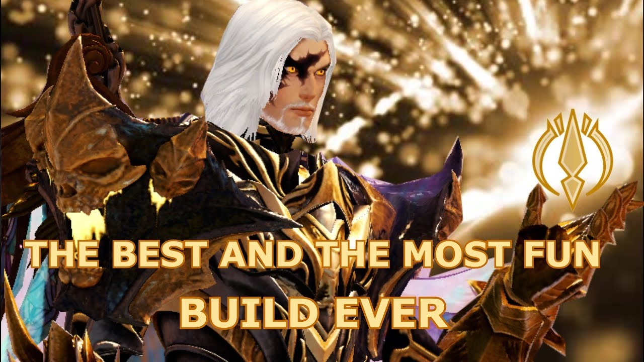 Guild Wars 2 : Giveaway The Best and The Most Fun Build Ever ( Guide )