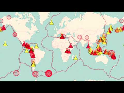 Earthquake Solomon Islands, Indonesia and Japan suffers HUGE quakes as 62 tremors