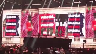 Eminem Wins Best Hip Hop MTV EMA AWARDS 2017