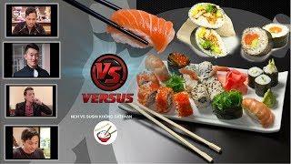 Quyết Chiến Sushi Không Giới Hạn (thần ăn ra mỏ)