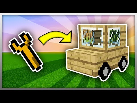 ✔️-how-to-build-your-own-car-in-minecraft!
