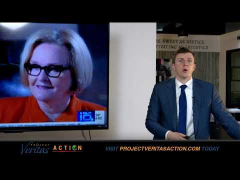 James O'Keefe: McCaskill's Response is Outrageous