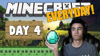 Every Day Minecraft: MOST INTENSE EPISODE #4 [Minecraft 1.9 Let