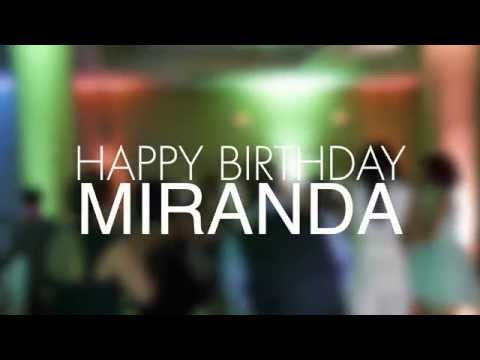 Orlando Quincenera at The Florida Hotel & Conference Center - Orlando Wedding DJs - Miranda