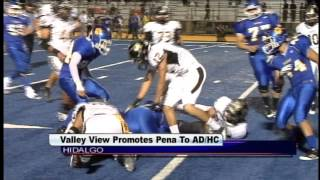 Valley View Promotes From Within To Take Over Tigers Football
