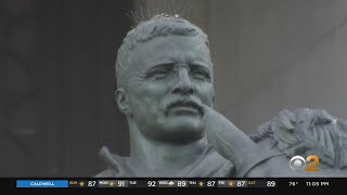 NYC To Back Removal Of Theodore Roosevelt Statue Outside Natural History Museum