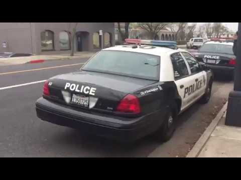 Modesto Police Department-(Idling Vehicle)