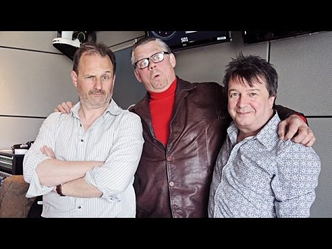 John Shuttleworth on BBC6 music's Radcliffe and Maconie show 26-1-17