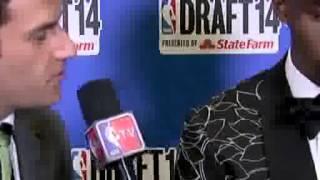 2014 NBA Draft Crash - Andrew Wiggins - Cleveland Cavaliers
