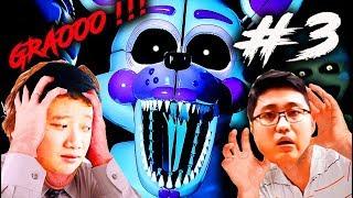 Five Nights at Freddy's #3: TEAM ĐỤT HÃI QUÁ XÓA GAME RỒI AE NHÉ =)))) Khó thế ai chơi ???