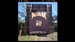 DJ MELODY MARVEL PING PONG BUAT SOUND SYSTEM MANTAP BOZZ 2018