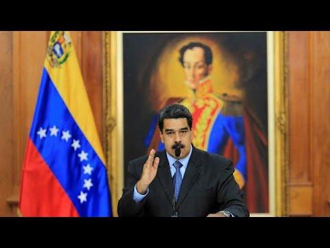 مادورو يكشف عن حيازته أدلة تؤكد تورط المكسيك وتشيلي وكولومبيا في محاولة اغتياله  …  - نشر قبل 2 ساعة