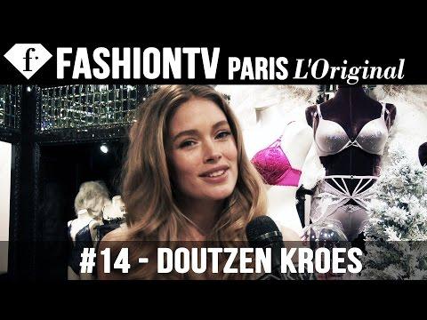 Victoria's Secret Fashion Show 2014-2015: Doutzen Kroes Beauty Secrets | FashionTV