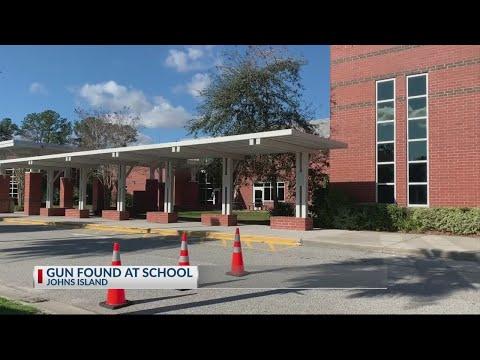 Gun found at Haut Gap Middle School