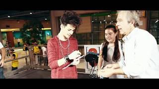 thomas intervistato da Gianluca Lamberti per ForMusicTV