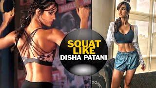 Disha Patani's Intense Workout | Fit Tak