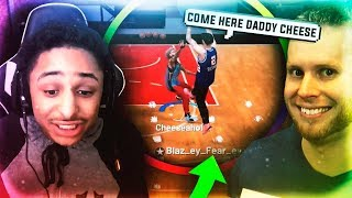 TROYDAN 2v2 TOURNAMENT • GAY TRASH TALKER EXPOSED🌈 • FUNNIEST GAME EVER NBA 2K19😂