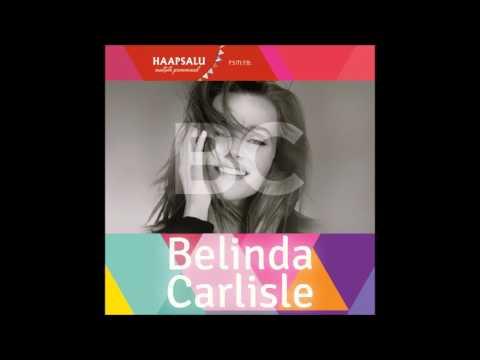 Belinda Carlisle tutvustus saates Tund Toomasega @ Radio Mania