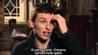 La Teoria del Tutto - Intervista a Eddie Redmayne (sottotitoli in italiano)