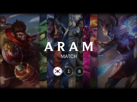 ARAM Match #18 | League Of Legends