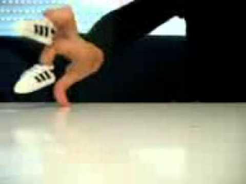 naprawdę wygodne autentyczna jakość najtańszy Taniec palcami w małych butach z adidasa - YouTube