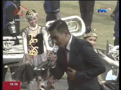 (Live TVRI) Penampilan MB Bontang PKT di Istana Negara 17 Agustus 2013