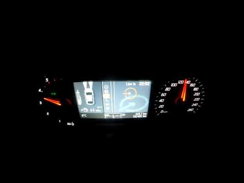 Ford Galaxy 2.0 Tdci Acceleration