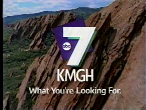 KMGH Denver Affiliation Switch Promo (September 1995)