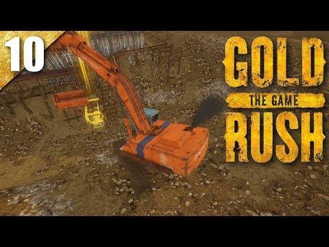 GOLD RUSH #10 - COMPRANDO MAQUINARIA TIER 3 | GAMEPLAY ESPAÑOL