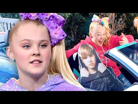 Jojo Siwa SHADES Justin Bieber After Car Fight! Mp3