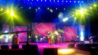 Masti ki basti -Raghu Dixit live performance at IIMA Chaos 2016