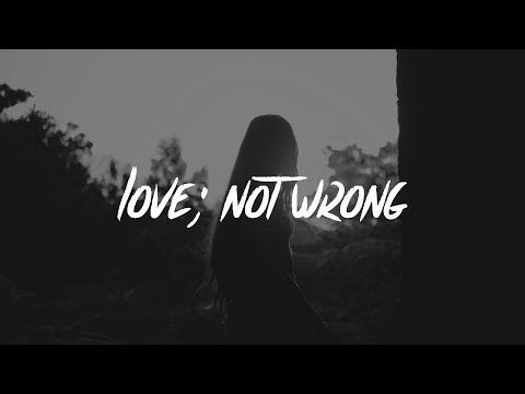 EDEN - love; not wrong (brave) (lyrics) (vertigo)