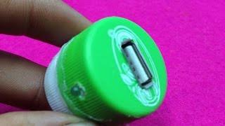 Cómo hacer un cargador de emergencia de teléfono móvil con baterías 9v
