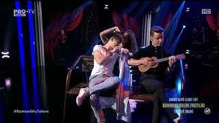 Romanii Au Talent semifinala 18.05.2018 - 7KLASE