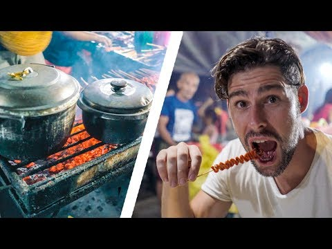 24h OF FILIPINO FOOD ON THE ROAD TO PARADISE - Bohol in the Philippines