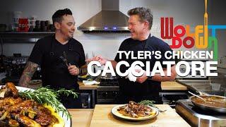Tyler's Chicken Cacciatore