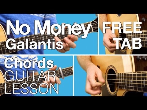 No Money piano chords - Galantis - Khmer Chords