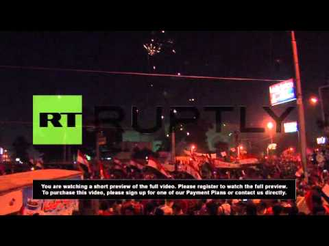 Egypt: Anti-Morsi protests continue in Cairo
