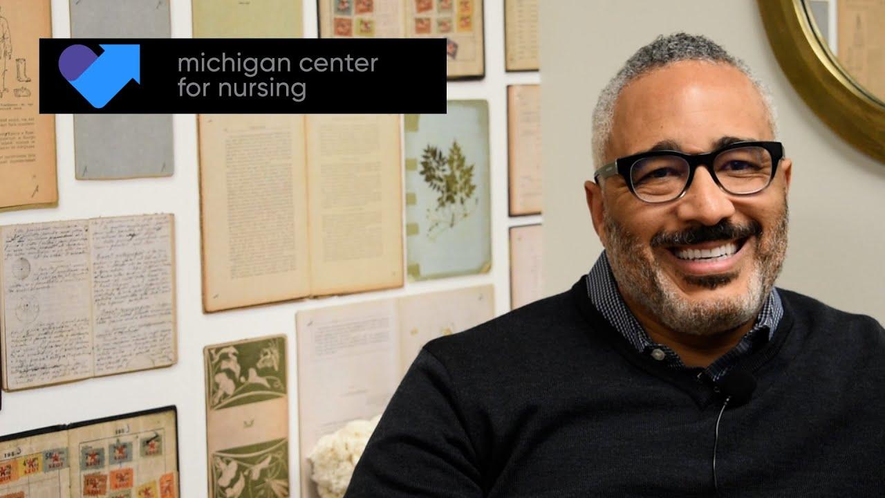 Why Nursing: Erik Carter, PhD, MS, APRN, CNS, CCRN-A, PHN