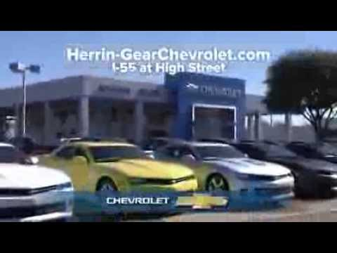 herrin-gear chevrolet 2015 silverado, malibu sale - youtube
