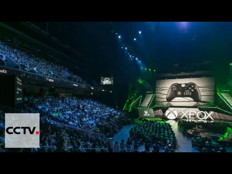 Electronic Entertainment Expo: Biggest gaming trade fair begins in Los Angeles