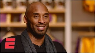 kobe shares impressions of lebrons first season with the lakers advice for zion more get up