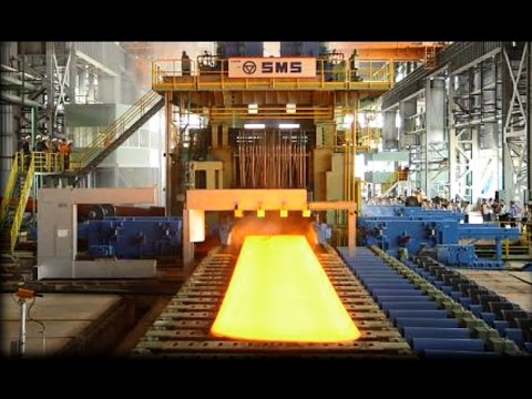 Metalwork | Modern technology of steel rolling mill - Technology solutions