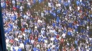 Mario Chalmers: KU Jayhawks Jersey Retirement Ceremony in Allen Fieldhouse (2.16.13) thumbnail