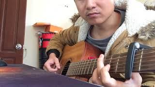 [Thủy Tiên] Giấc mơ tuyết trắng - Guitar cover