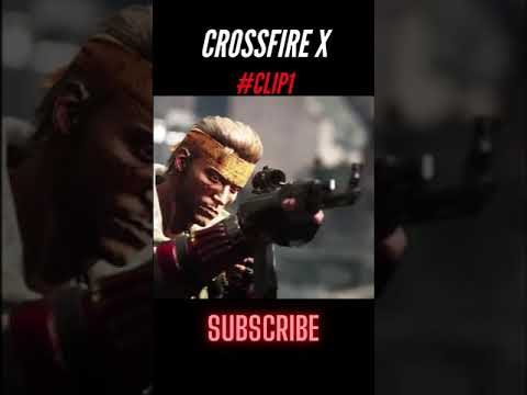CROSSFIRE X 2021 Trailer | #shorts | PS4 PS5 XBOX PC GAME thumbnail