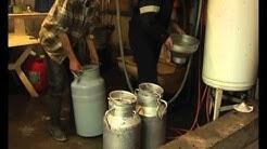 Un producteur de fromages à salau (couserans)