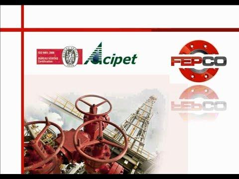"""Videoconferencia """"Licencia del American Petroleum Institute 6A FEPCO"""" - Acipet"""