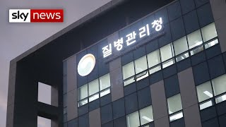 COVID-19: South Korea officials offer UK COVID help over test and trace