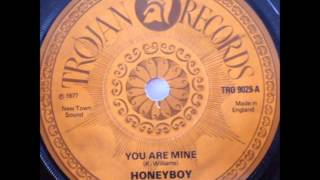 Honeyboy - You Are Mine
